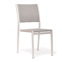 Metropolitan Outdoor Dining Chair - Metropolitan Outdoor Dining Chair