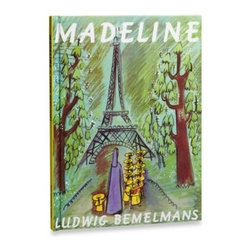 """Penguin Putnam - Madeline Book - In an old house in Paris that was covered in vines lived twelve little girls in two straight lines."""" So begins one of the best loved of all children's picture books"""