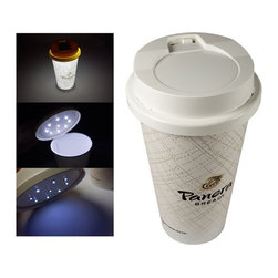 Kito - 3.63 Inch Standard Size Paper/Plastic Cup Lid with 9 LED Lights - This gorgeous 3.63 Inch Standard Size Paper/Plastic Cup Lid with 9 LED Lights has the finest details and highest quality you will find anywhere! 3.63 Inch Standard Size Paper/Plastic Cup Lid with 9 LED Lights is truly remarkable.