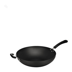 Hard-Anodized Wok 36 cm Dia - Stir and toss like a professional!