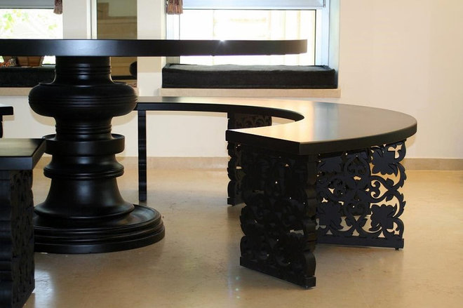 Modern Dining Tables by Modo- furnishing