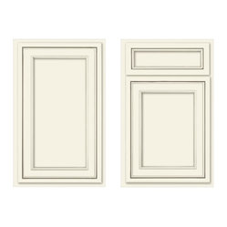 Canvas recessed panel