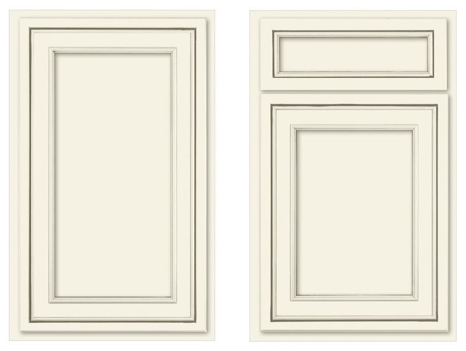Traditional Kitchen Cabinets by KraftMaid