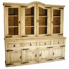 Rustic Storage Cabinets by Indeed Decor