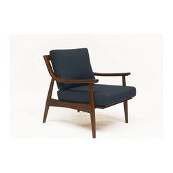 Adam Chair, by Gingko Home Furnishings - mid century chair