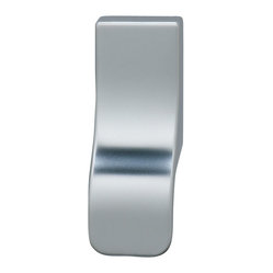 Matte Chrome Drawer Pulls