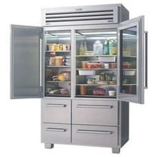 Contemporary Refrigerators And Freezers by Sub Zero/Wolf Appliances by Roth Distributing