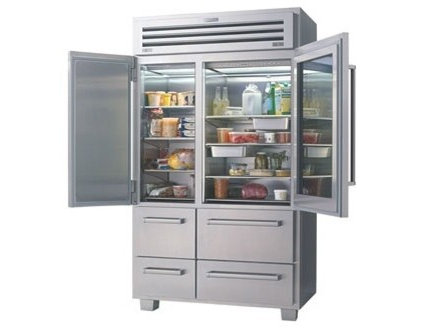 Contemporary Refrigerators by Sub Zero/Wolf Appliances by Roth Distributing