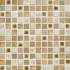 Contemporary Tile by Pratt and Larson Ceramics