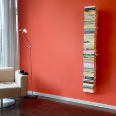 Modern Bookcases by UPinteriors