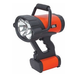Baccus Global LLC - Black Decker V3 Rechargeable Spotlight - Features: