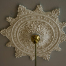 Traditional Ceiling Medallions by Vintage Hardware & Lighting