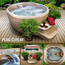 Modern Hot Tub And Pool Supplies by Amazon