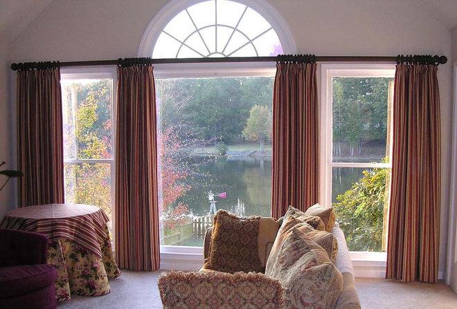 Window Treatment Palladian