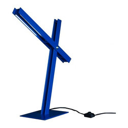 Cantilevered Desk Lamp -