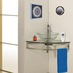 Dreamline Glass Vanity DLVG-1103 - PRODUCT SPECIFICATIONS