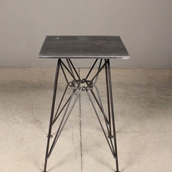first street end table - view this item on our website for more information + purchasing availability: http://redinfred.com/shop/category/furnish/tables-desks/occasional-tables/first-street-end-table/