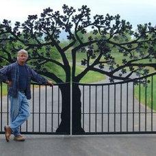 Security door - custom driveway gates