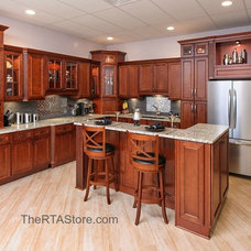 Traditional Kitchen Cabinetry by TheRTAStore