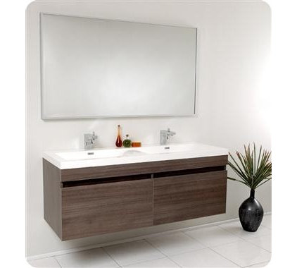 Modern Bathroom Vanities And Sink Consoles by Exotic Home Expo