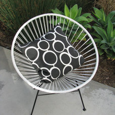 Eclectic Patio Furniture And Outdoor Furniture by Inside Out [365]