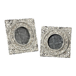 Sterling Industries - Sterling Industries 93-10067/S2 Set Of 2 Picture Frames - Picture Frame (2)