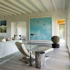 Modern Living Room by Sloan Interiors