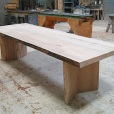 Rustic Dining Tables by The GR Plume Company, Inc