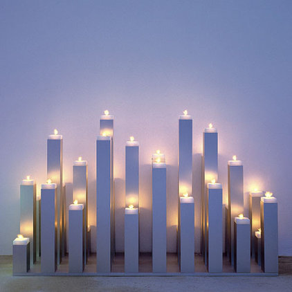 Modern Candleholders by Stardust