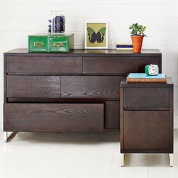 Hudson Dresser - I would love this for storage and style.