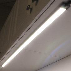 Modern Undercabinet Lighting by EnvironmentalLights.com