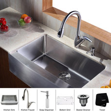 Modern Kitchen Sinks by DirectSinks