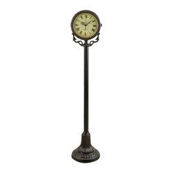 Modern Floor & Grandfather Clocks: Find Floor Clock ...