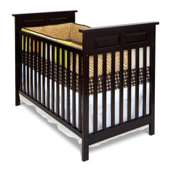Child Craft - Child Craft Logan Stationary 3-in-1 Convertible Crib - Jamocha - F14701.07 - Shop for Cribs from Hayneedle.com! From the first months to the big-kid days the Child Craft Logan Stationary Crib - Jamocha has you covered. Designed with a country style married to contemporary flare this delightful piece converts from a safe crib to a secure toddler bed and day bed when baby's ready to make the transition. Crafted from solid hardwoods to last and complete with all the assembly and conversion tools you need. Additional information: Optional toddler guard sold separately Converts easily without sacrificing integrity of unit or pieces; simply remove front side assembly Non-toxic baby-safe finish on all pieces All assembly screws fit into metal bushings so you may safely convert this bed as many times as necessary Crib mattress sold separately Assembly required; includes instructions and all necessary hardware Manufacturer's limited lifetime warranty About Child CraftFounded in 1911 in Salem Indiana Child Craft Industries is a family-owned American company synonymous with quality and value. Manufacturer of cribs and children's furniture the company is very strongly committed to product standards and safety and combines beautiful design and innovative features with sturdy construction and superior craftsmanship. The principles of quality and integrity that served to guide the company for nearly 100 years remains unchanged even today and Child Craft continues to be a respected name in children's furniture.