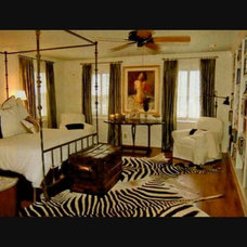 Eclectic  by Carolyn Campbell interiors