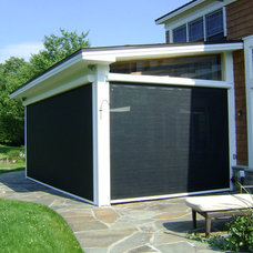 "ClearView ""The Retractable Screen Door"""
