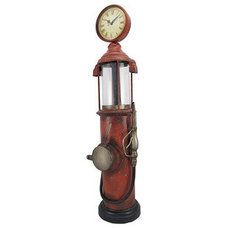 Traditional Floor And Grandfather Clocks by Zeckos