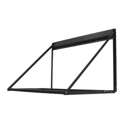 None - Proslat Charcoal Granite Tire Rack - Store your winter tires properly with the Proslat Tire Rack,featuring a powder coated charcoal granite finish. This garage storage solution can hold up to four tires with mags,with a weight capacity of 350 pounds.