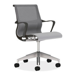 Setu Chair Office Chair - Albeit pricey, this well-designed office chair looks both sleek and comfortable.