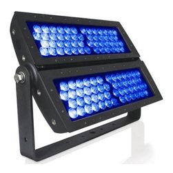 LightingFarm.com - Color Kinetics eW Reach Powercore 523-000044-10 Architectural LED Floodlight Royal Blue