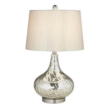 Pacific Coast Mercuro Glass Table Lamp -