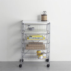 Contemporary Storage And Organization by Crate&Barrel