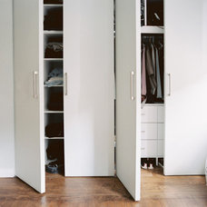 Clean Lines - How to Create a Covetable Closet - Lonny
