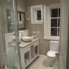 Contemporary Bathroom by Thomas Wakeman