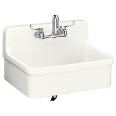Contemporary Kitchen Sinks by PlumbingDepot