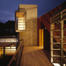 Modern Exterior by RYAN ASSOCIATES GENERAL CONTRACTORS
