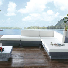 Modern Outdoor Sofas by Iris Furniture