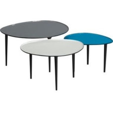 Contemporary Coffee Tables by CB2