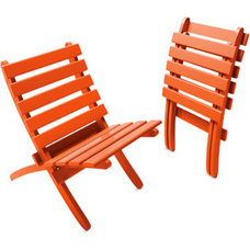 traditional outdoor chairs by Archie's Island
