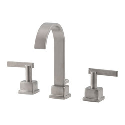 World Imports - World Imports SCL400SN Schon Nickel Faucet - World Imports SCL400SN Schon Satin Nickel Bath Faucet